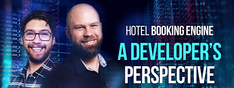Booking engines and the hotel booking process from a developer's perspective